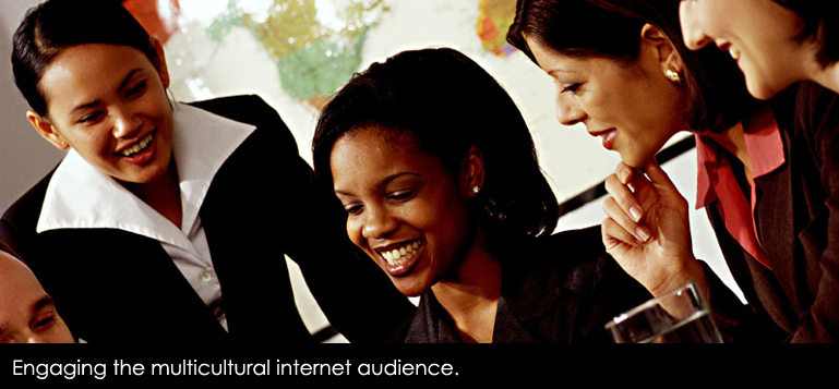Reaching the Multicultural Christian Internet Audience